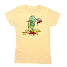 TORTOISE AND THE HARE Girl's Tee