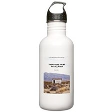29 Palms Front Cover Water Bottle