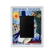 1963 France Les Fiancees Chagall Pai Picture Frame