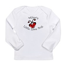 love bug mimi Long Sleeve T-Shirt