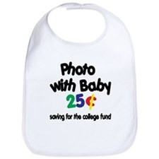 Photo/Baby College Fund! Funny Bib