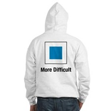 What's Your Sign? More Difficult Hood Sweatshirt