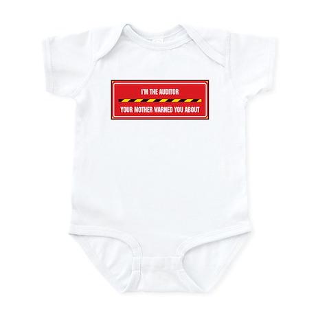 I'm the Auditor Infant Bodysuit