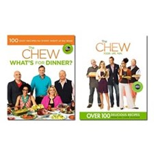 The Chew Book Bundle