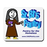Sr. BJ's Pantry Mousepad
