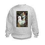 Ophelia & Bichon Kids Sweatshirt