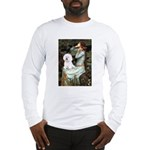 Ophelia & Bichon Long Sleeve T-Shirt