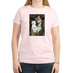Ophelia & Bichon Women's Light T-Shirt