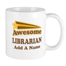 Personalized Librarian Gift Mugs