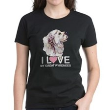 I Love my Pyr Tee