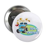"Baby Golfer! 2.25"" Button (100 pack)"