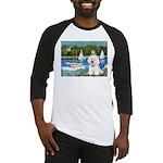 Sailboats (1) Baseball Jersey