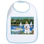 Sailboats (1) Bib