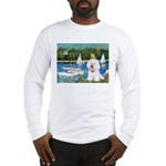 Sailboats (1) Long Sleeve T-Shirt