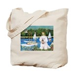 Sailboats (1) Tote Bag