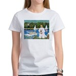 Sailboats (1) Women's T-Shirt