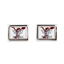 Cheerleader we sparkle Cufflinks