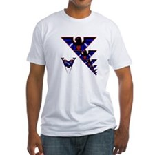 LEATHER EAGLES W/PRIDE FLAGS Shirt
