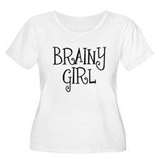 Brainy Girl T-Shirt