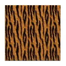 Bengal Tiger Tile Coaster