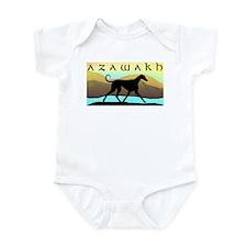 Azawakh Seaside Infant Bodysuit