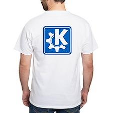 konqi-official-logo-aboutkde-300 T-Shirt