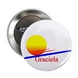 "Graciela 2.25"" Button (100 pack)"