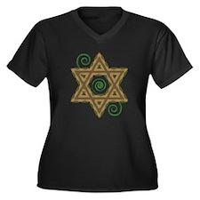 Growing Faith Plus Size T-Shirt