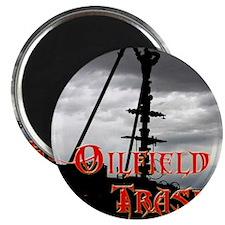 Oilfield Trash - Wellhead Magnet