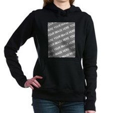 Cute Customer Hooded Sweatshirt