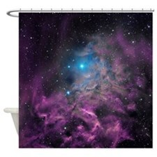 Unique Constellation Shower Curtain