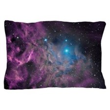 Unique Galaxies Pillow Case
