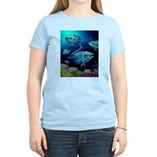 Blue Fin Tuna T-Shirt