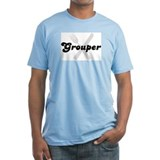 Grouper (fork and knife) Shirt