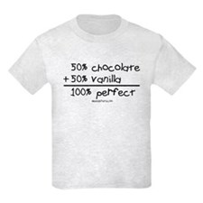chocolate/vanilla T-Shirt