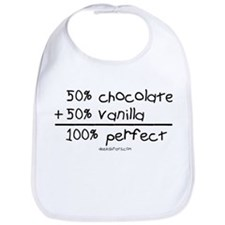 chocolate/vanilla Bib