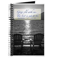 Grow old with me poem Journal