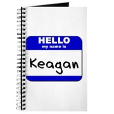 hello my name is keagan Journal
