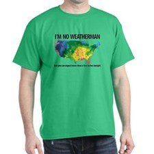 Weatherman T-Shirt