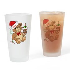 My 1st Christmas Drinking Glass