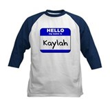 hello my name is kaylah Tee