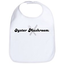 Oyster Mushrooms (fork and kn Bib