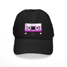 Cassette Tape - Pink Baseball Hat
