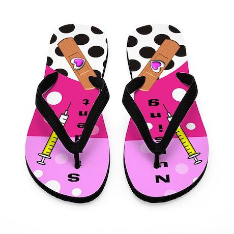 Nursing Student Flip Flops