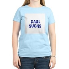 Paul Sucks T-Shirt