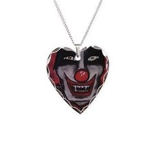 Creepy Clown Necklace