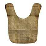 The Declaration of Independence Bib