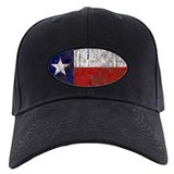 Texas Retro State Flag Baseball Cap