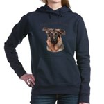 Mans Best Friend Hooded Sweatshirt