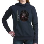 portrait14.png Hooded Sweatshirt